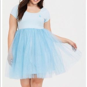 Torrid Disney Cinderella Dress